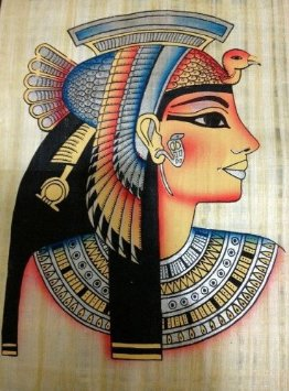 ancient-egyptian-queen-cleopatra-handmade-painting-papyrus-plant-antique_10471148